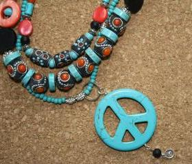 Southwest Summer Necklace